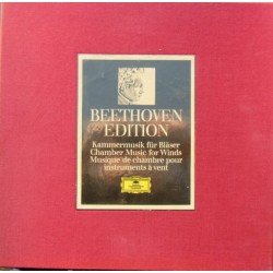 Beethoven: Chamber music for winds. 4 LP. DG