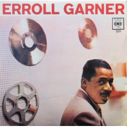 Erroll Garner at the Piano. 1 LP. CBS