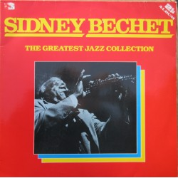 Sidney Bechet: The Greatets jazz collection. 2 LP. Historia