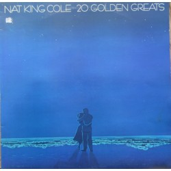 Nat King Cole. 20 Golden Greats. 1 LP. Capitol