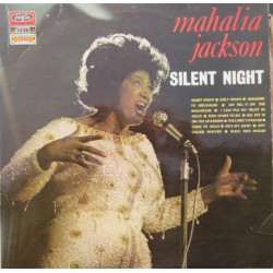 Mahalia Jackson: Silent night. Holy Night. Walking to Jerusalem. 1 LP.