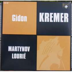 Martynov & Lourie: Chamber music for violin and orchestra. Gidon Kremer, Yuri Bashmet. 1 CD. Russian Archives
