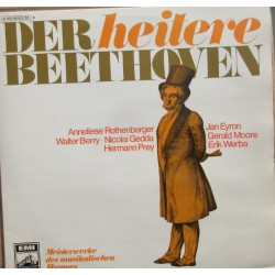 Den muntre Beethoven. Rothenberger, Berry, Gedda, Prey, Moore. 2 LP. EMI
