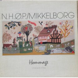 NHØP / Mikkelborg. Homage. Once upon a time. 1 LP. Sonet