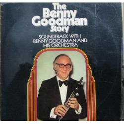 The Benny Goodman story. Soundtrack with Benny Goodman and his Orchestra. 2 LP. Coral