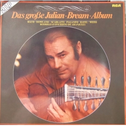 Das grosse Julian Bream album. Melos Chamber Orchestra. Colin Davis. 2 LP. RCA