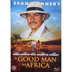 A Good man in Africa. Sean Connery, John Lithgow. 1 VHS.