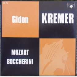 Mozart: Violin concerto no. 2. K 211 + Concertone K190. Gidon Kremer, German Chamber Philharmonic. 1 CD. Russian Archives