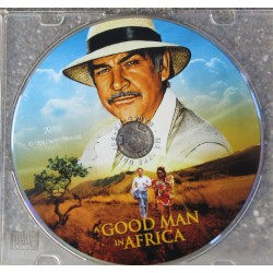 A Good man in Africa. Sean Connery, John Lithgow. 1 DVD.