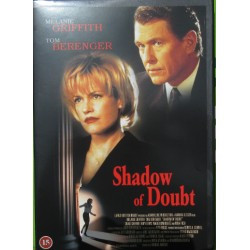 Shadow of Doubt. Melanie Griffith, Tom Berenger. 1 DVD
