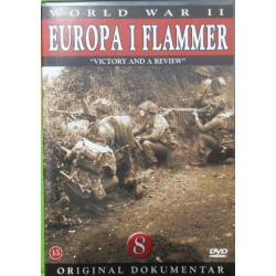Europa i flammer. Victory and a review. 1 DVD