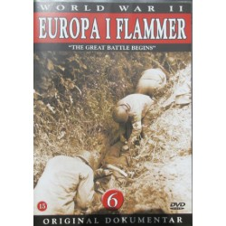 Europa i flammer: The Great Battle begins. 1 DVD