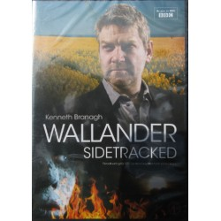 Wallander: Sidetracket. Kenneth Branagh. after a book by Henning Mankell. 1 DVD. BBC