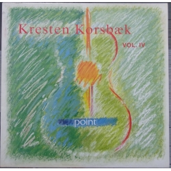 Guitar works by Albeniz, Tarrega, Vivaldi. Kresten Korsbaek. 1 LP. Point