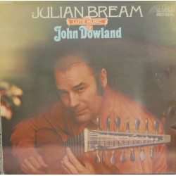Dowland: Lute Music. Julian Bream. 1 LP. RCA