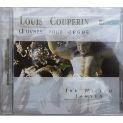 Couperin: Ouvres pour pour orgue. Jan Willem Jansen, 1 CD. Virgin