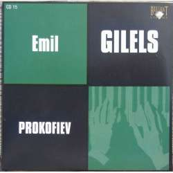 Prokofiev: Klaversonate nr. 2 & 8. Emil Gilels. 1 CD. Russian Archives