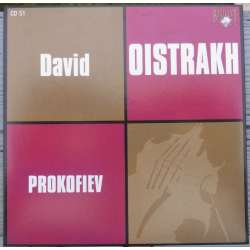 Prokofiev: Violinsonate nr. 1 & 2. David Oistrakh, Lev Oborin. 1 CD. Russian Archives