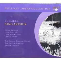 Purcell: King Arthur. Trevor Pinnock. English Consort. 2 CD. Brilliant Classics