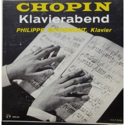 Chopin: Klavierabend. Philippe Entremont. 1 EP. MMS