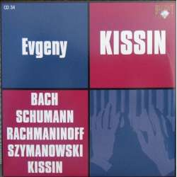 Rachmaninov: Etudes Tableaux, opus 39. Evgeny Kissin. 1 CD. Russian Archives