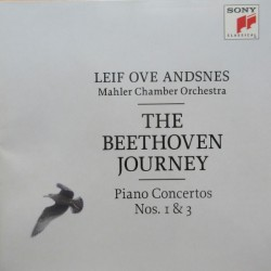 Beethoven: Piano Concertos nos. 1 & 3. Leif Ove Andsnes, Mahler Chamber Orchestra. 1 CD. Sony