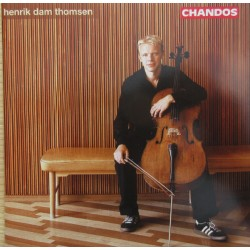 Britten & Kodaly: Works for cello solo. Henrik Dam Thomsen. 1 CD. Chandos
