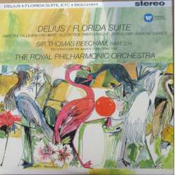 Delius: Florida suite. Over the Hill and far away- Sir Thomas Beecham. Royal Philharmonic 1 CD. Warner