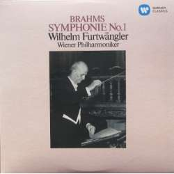 Brahms: Symphony no. 1 + Variations on tHema by Haydn. Wilhelm Furtwängler, 1 CD. Warner