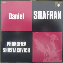 Shostakovich: Cello Concerto no. 2. & Prokofiev: Symfoni Concerto Op. 125. Shafran, Rozhdestvensky. 1 CD. Russian Archives