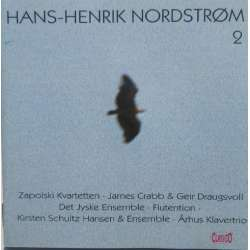 Nordstrøm: String Quartet no. 3. Zapolsky Quartet. 1 CD. Classico.