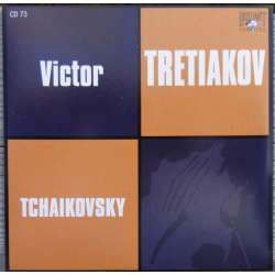 Tchaikovsky: Violin Concerto. + 5 pieces for violin and Orchestra. Victor Tretiakov. Mariss Janssons. USSR Radio SO. 1 CD. Russi