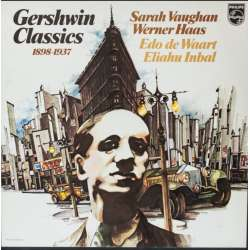 Gershwin Classics. Piano Concerto, Rhapsody in Blue, Porgy and Bess, Cuban Overture, 3 LP. Philips