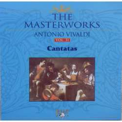 Vivaldi: 5 kantater. 1 CD. Brilliant Classics