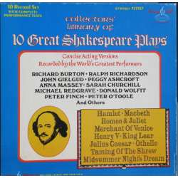 10 Great Shakespeare plays. 10 LP. RCA