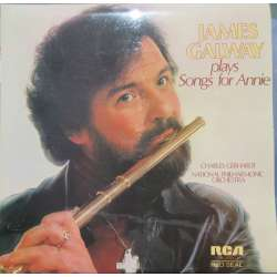 James Galway plays songs for Annie. National Philharmonic Orchestra, Charles Gerhardt. 1 LP. RCA