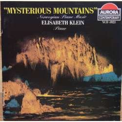 Mysterious Mountain. Elisabeth Klein plays contemporary Norwegian piano music. 1 CD. Aurora