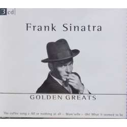 Frank Sinatra: Golden Greatest. Total of 42 numbers. 3 CD. Disky