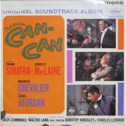 Cole Porter: Can-Can. Frank Sinatra, Shirley MacLaine, Maurice Chevalier. 1 LP. Capitol