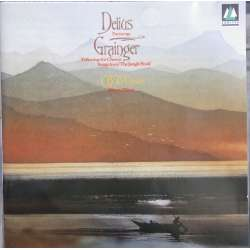 Delius & Percy Grainger: Korværker. Halsey. 1 CD. Conifer