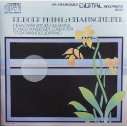 Friml: Chansonette. The Eastman Drydon orchestra, Arabesque. 1 CD