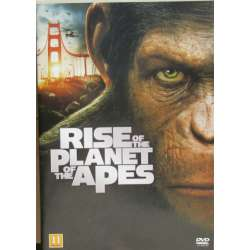Rise of the Planet of the Apes. 1 DVD. Film