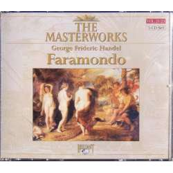 Handel: Faramondo. Baird, Minter, Brewer CO. Palmer. 3 CD. Brilliant Classics
