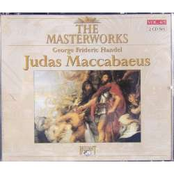 Handel: Judas Maccabaeus, Heather Harper, Helen Watts, Alexander Young, ECO, Johannes Somery. 2 CD. Brilliant Classsics.