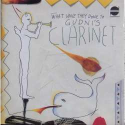 What have they done to Gudins Clarinet. 1 CD. ITM