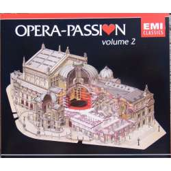 Opera-passion. Volume 2. 2 CD. EMI
