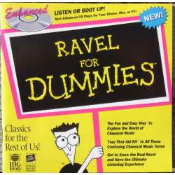 Ravel for Dummies. 1 CD. EMI