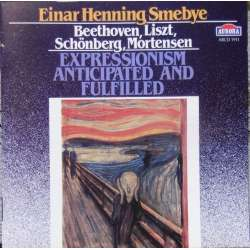 Beethoven: Piano Sonata no. 32. & Schöenberg: 3 pieces for piano Op. 11. Einar Henning Smebye. 1 CD. Aurora