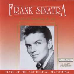 Frank Sinatra. All or nothing at all, samt 22 andre sange. 1 CD.