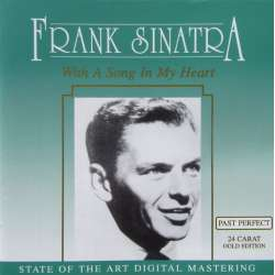 Frank Sinatra: With a song in my heart, og 14 andre sange. 1 CD.